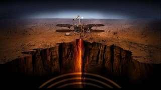 Ученые рассказали, как будут спасать застрявшего «крота» на Марсе