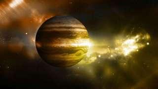 Ученые рассказали, как Юпитер путешествовал в космическом пространстве