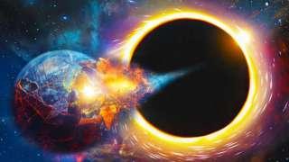 Учёные рассказали о реальной возможности поглощения Земли чёрной дырой
