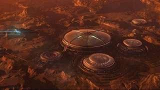 Уфолог: на Марсе найден целый город пришельцев