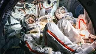 Утенок и робот станут индикаторами невесомости экипажа корабля «Союз МС-13»
