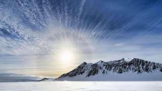 В Антарктиде найдены признаки космической катастрофы, произошедшей поблизости