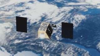 В декабре с Байконура запустят 34 интернет-спутника OneWeb