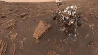 В NASA подтвердили обнаружение высокого содержания метана в атмосфере Марса