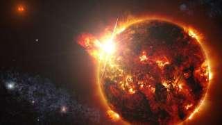Впервые корональные выбросы зафиксированы не у Солнца, а у другой звезды