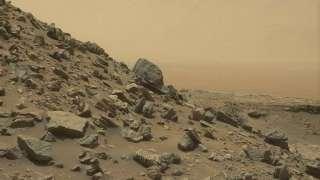 Впервые в истории на Марсе зафиксировано марсотрясение