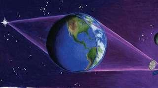 Землю можно использовать в качестве линзы для самого мощного телескопа в истории человечества