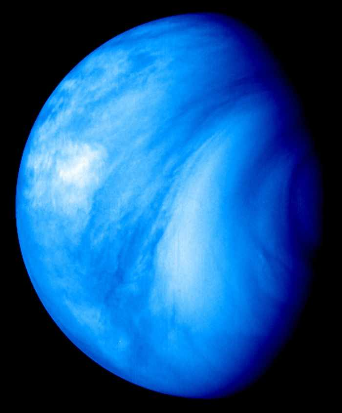 Атмосфера Венеры
