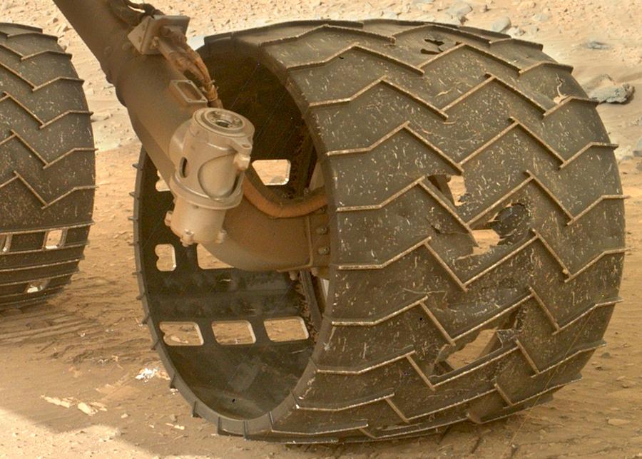 Последствия просчета учеными толщины алюминиевых колес