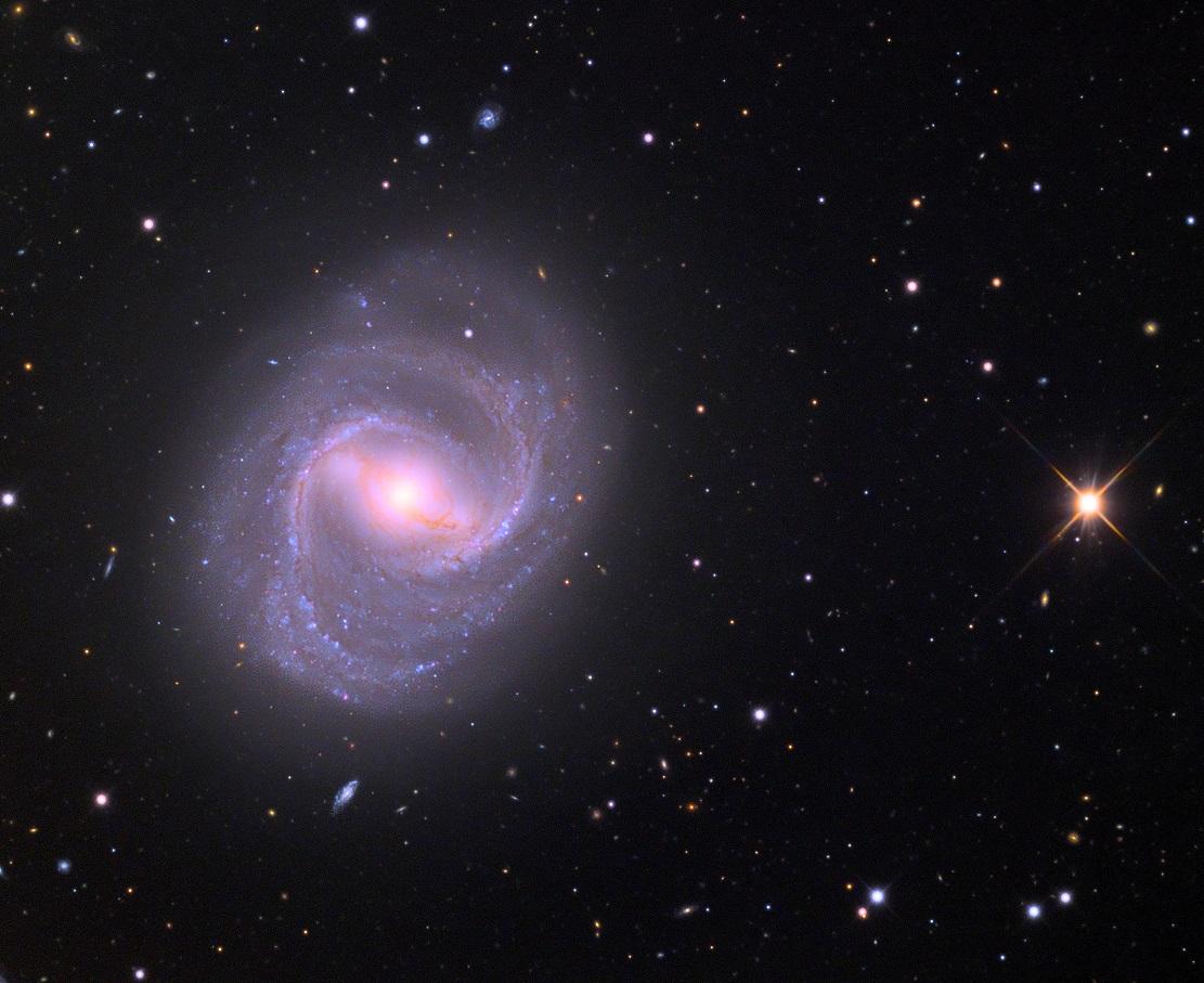 Галактика M91
