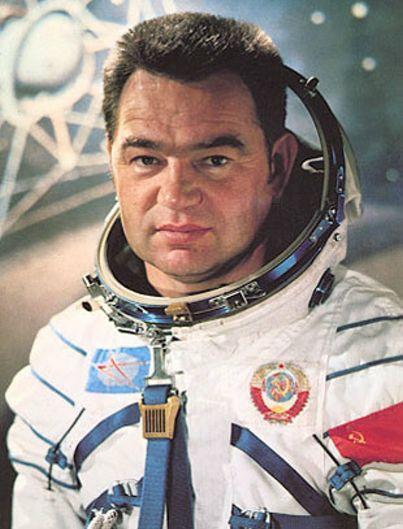 Космонавт Гречко Георгий Михайлович