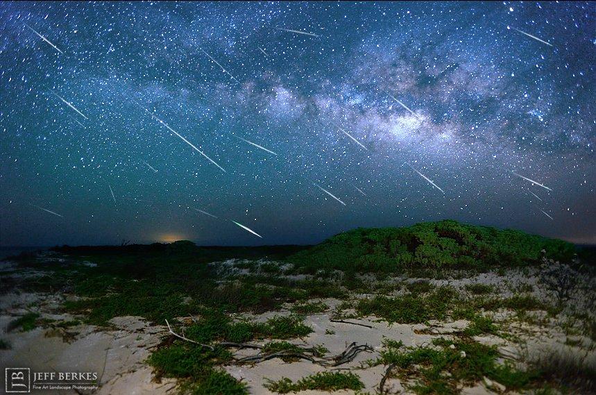 Метеорный поток Эта-Аквариды