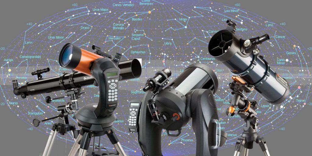 Выбор телескопа