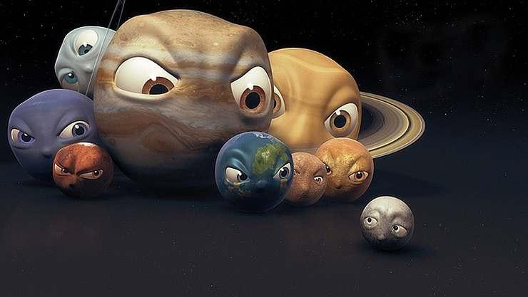 Плутон больше не планета
