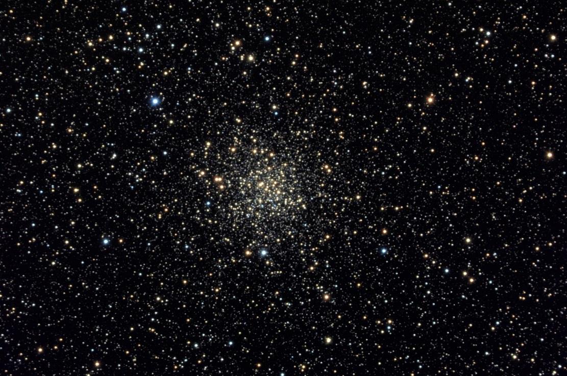 Шаровое скопление M71