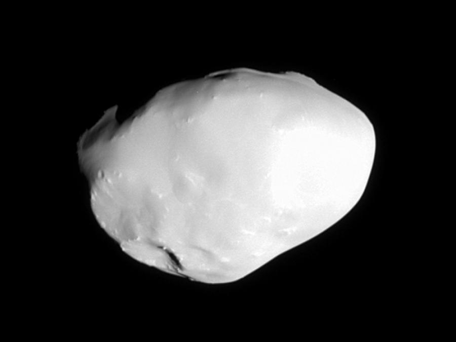 Телесто, спутник Сатурна