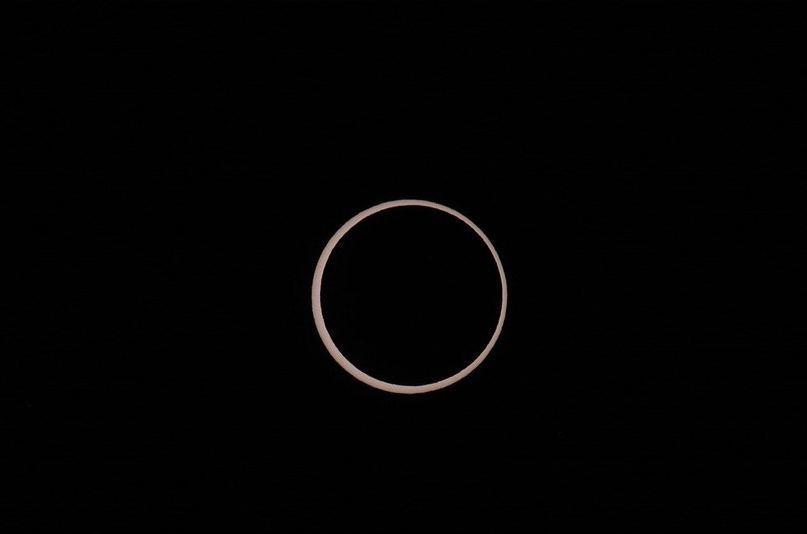 Кольцевое солнечное затмение 22 июля 2009 года
