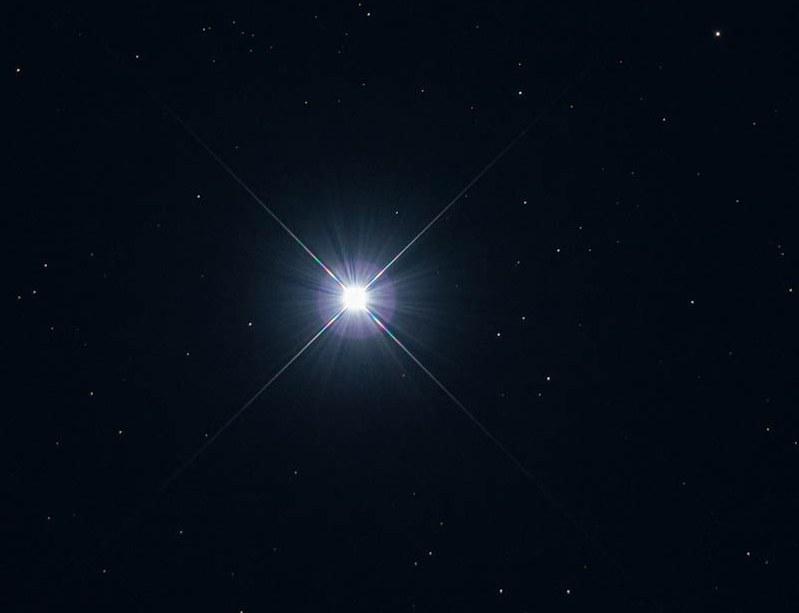 Звезда Ахернар
