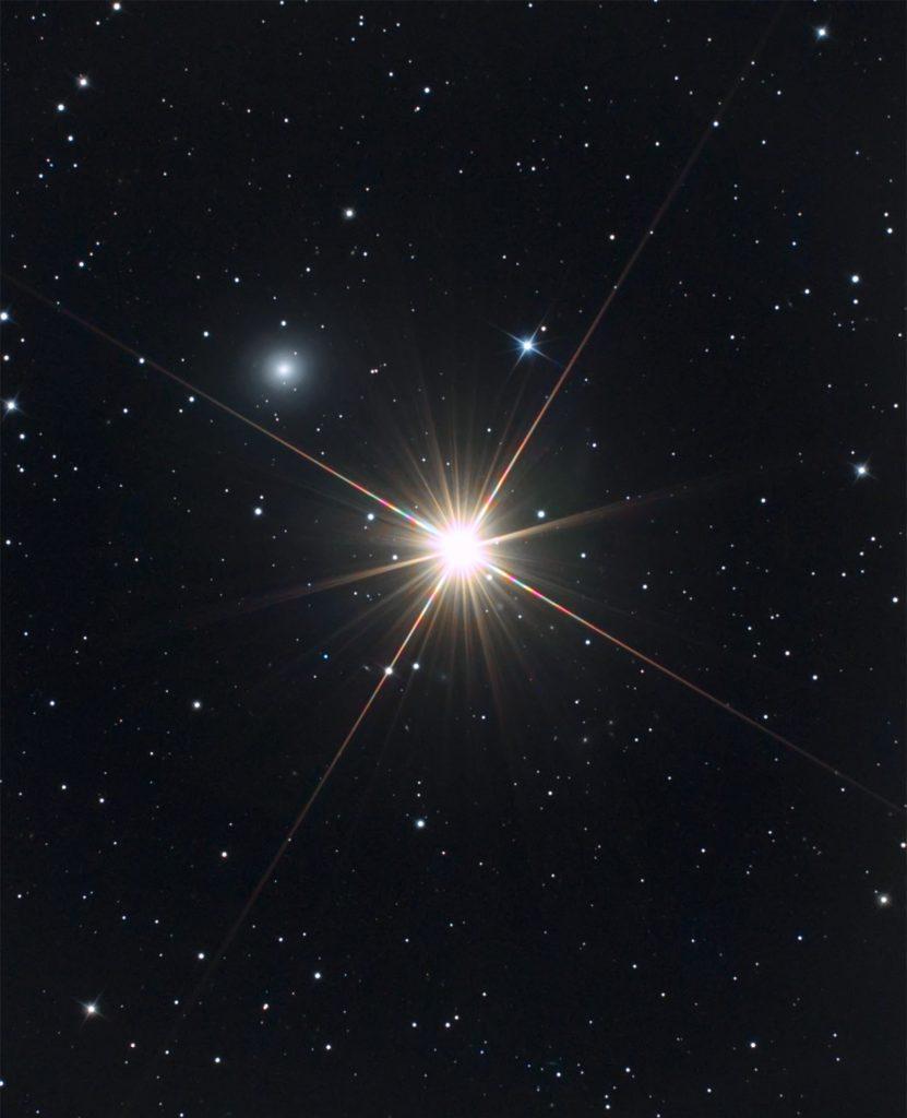 Звезда Эпсилон Волопаса