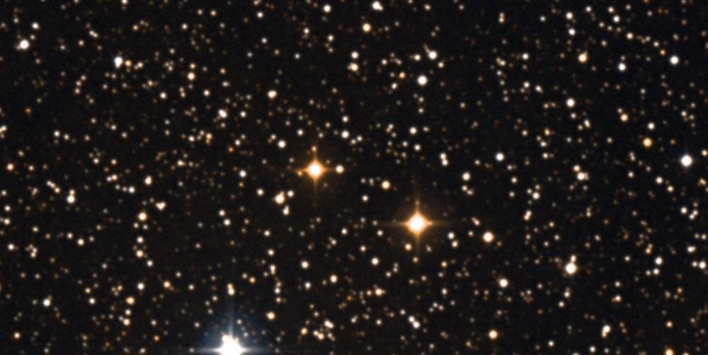 Звезды Крюгер 60 А и В
