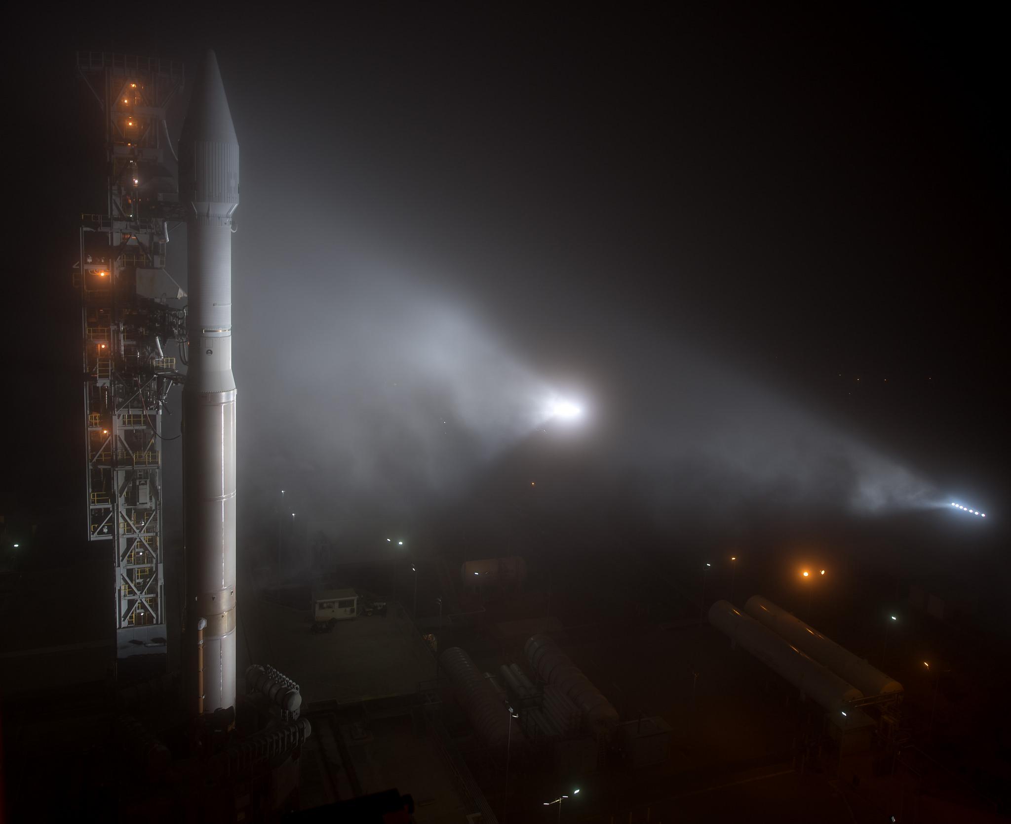 Atlas V (миссия InSight). Источник: NASA/Bill Ingalls