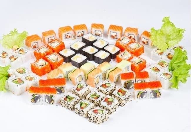 Суши Сети — классические и оригинальные наборы деликатесов для настоящих гурманов