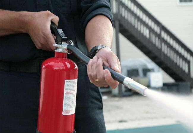 Пенообразователи типа S — пена для пожаротушения