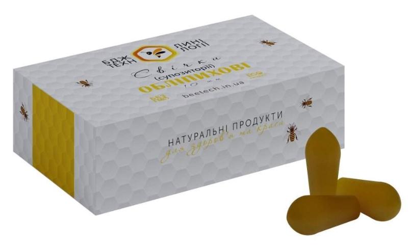 Пчелиная аптека. Свечи вагинальные и ректальные