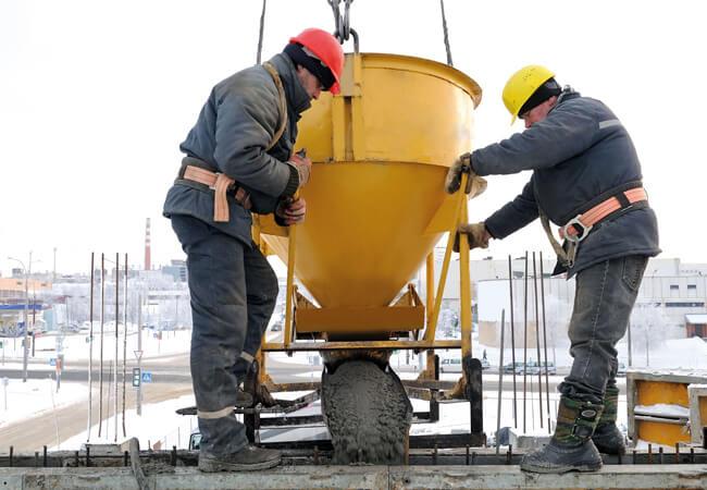 Продажа бетона в Москве