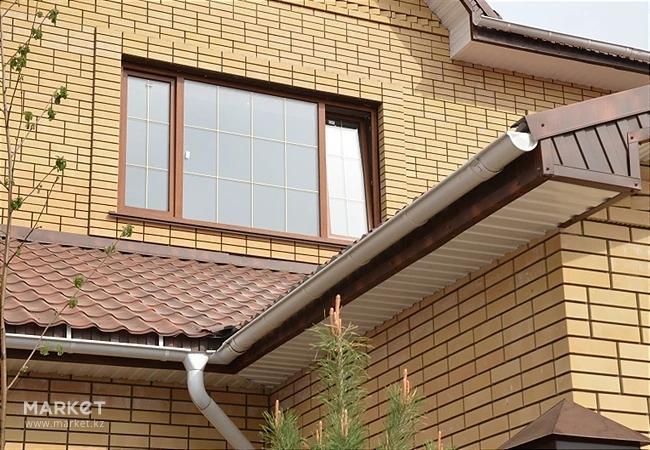 Водосточные системы для крыши дома в Харькове