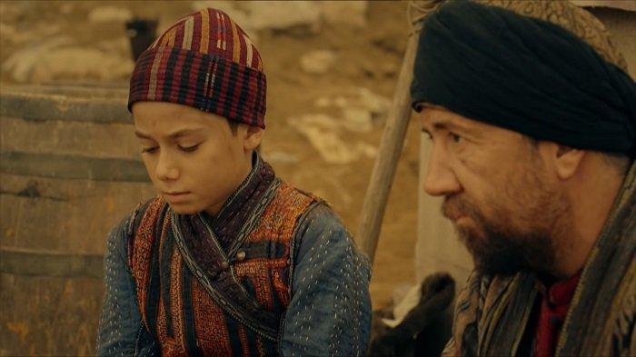 Смотреть онлайн турецкий сериал Я и есть Джелаладдин – историю большой любви