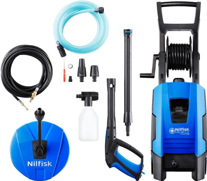 О клининговом оборудовании Nilfisk — пылесос, мойки высокого давления