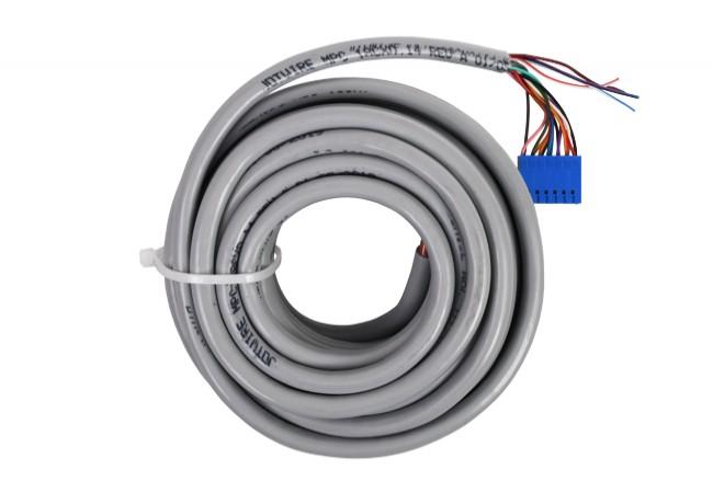 Кабельный токоподвод служит для подвода электрического питания