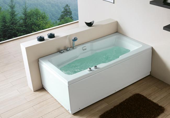 Основные параметры при выборе ванны