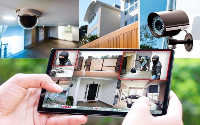 Видеонаблюдение — важная электроника для дома и вашей безопасности!
