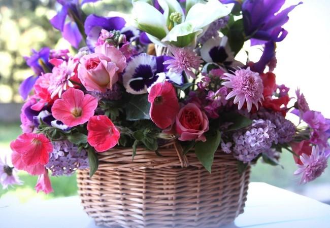 Выгодный заказ цветов в Киеве