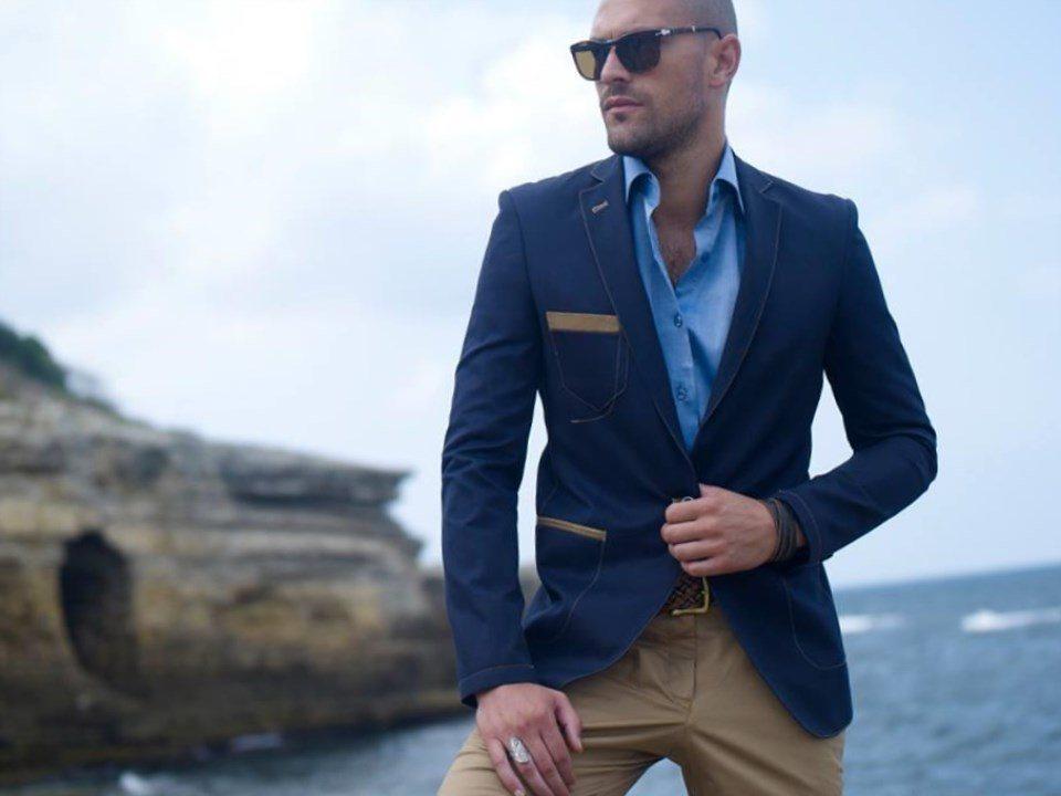 Самые стильные мужские пиджаки: обзор модных тенденций