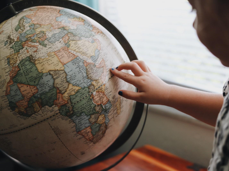 Досліджуємо світ за допомогою географічної карти: уроки НУШ