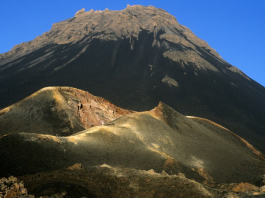 потухшие вулканы мира
