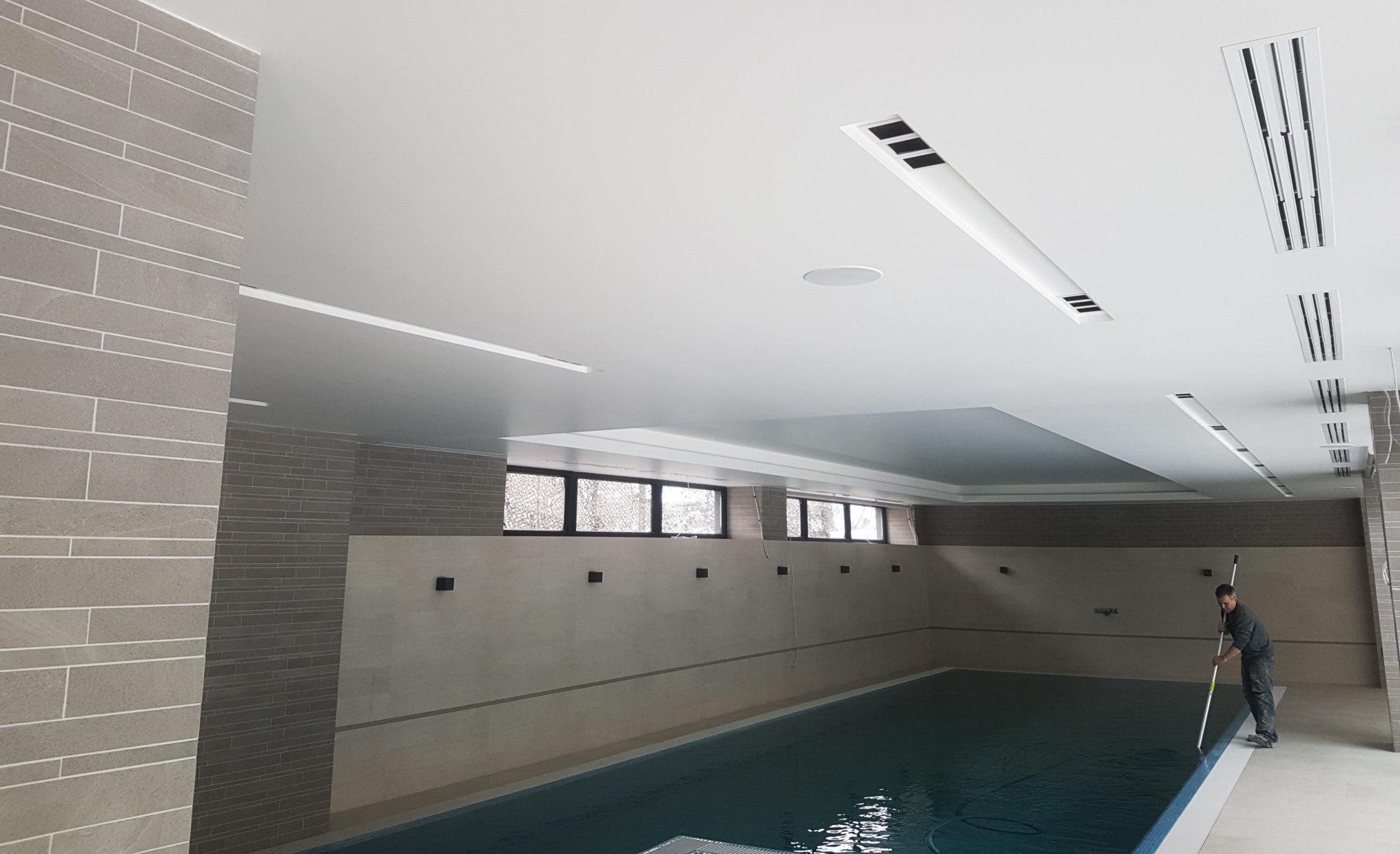 Осушувачі повітря для басейнів