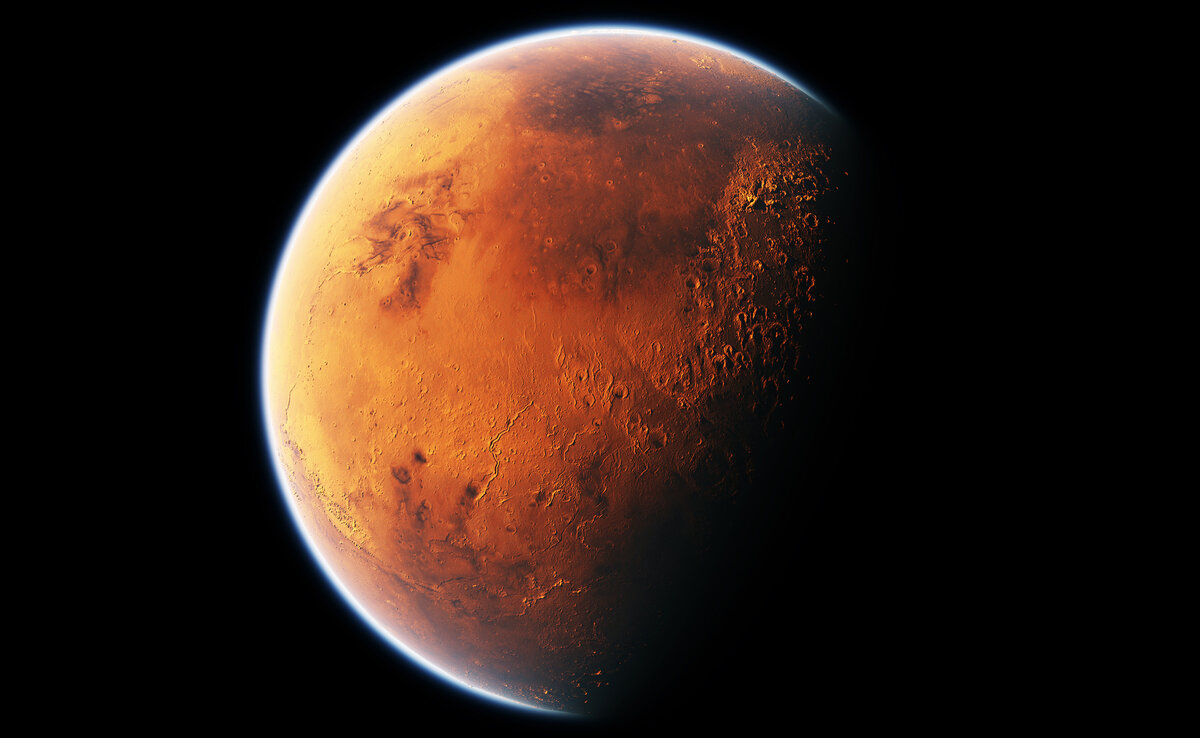 Интересные факты о Марсе, которые вас удивят