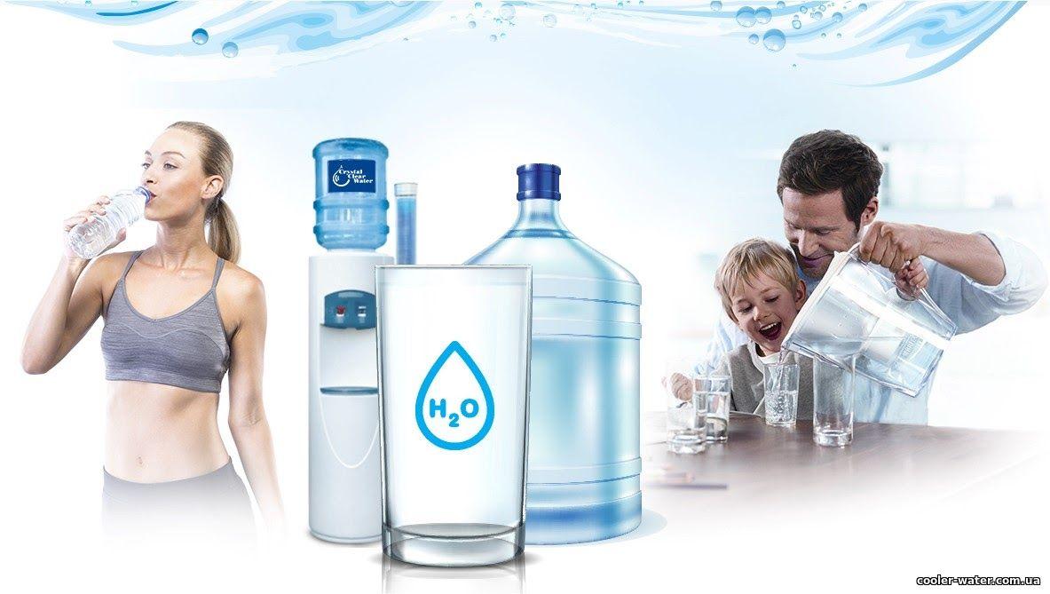 Ценность бутилированной воды