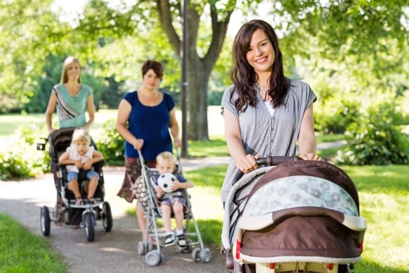 Интересные факты о детской коляске