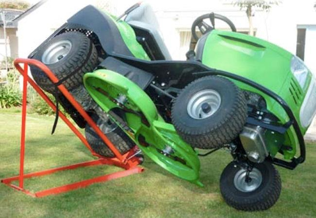 Садовый трактор – что это?