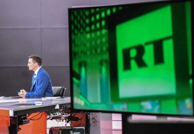 Телевидение русских каналов