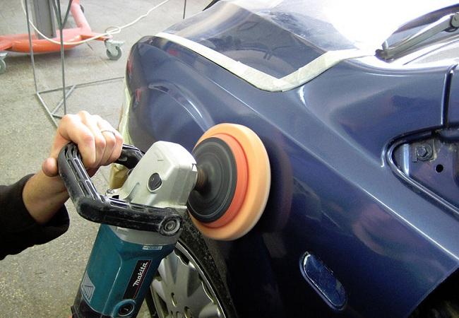 Детейлинг услуги — воск для кузова авто