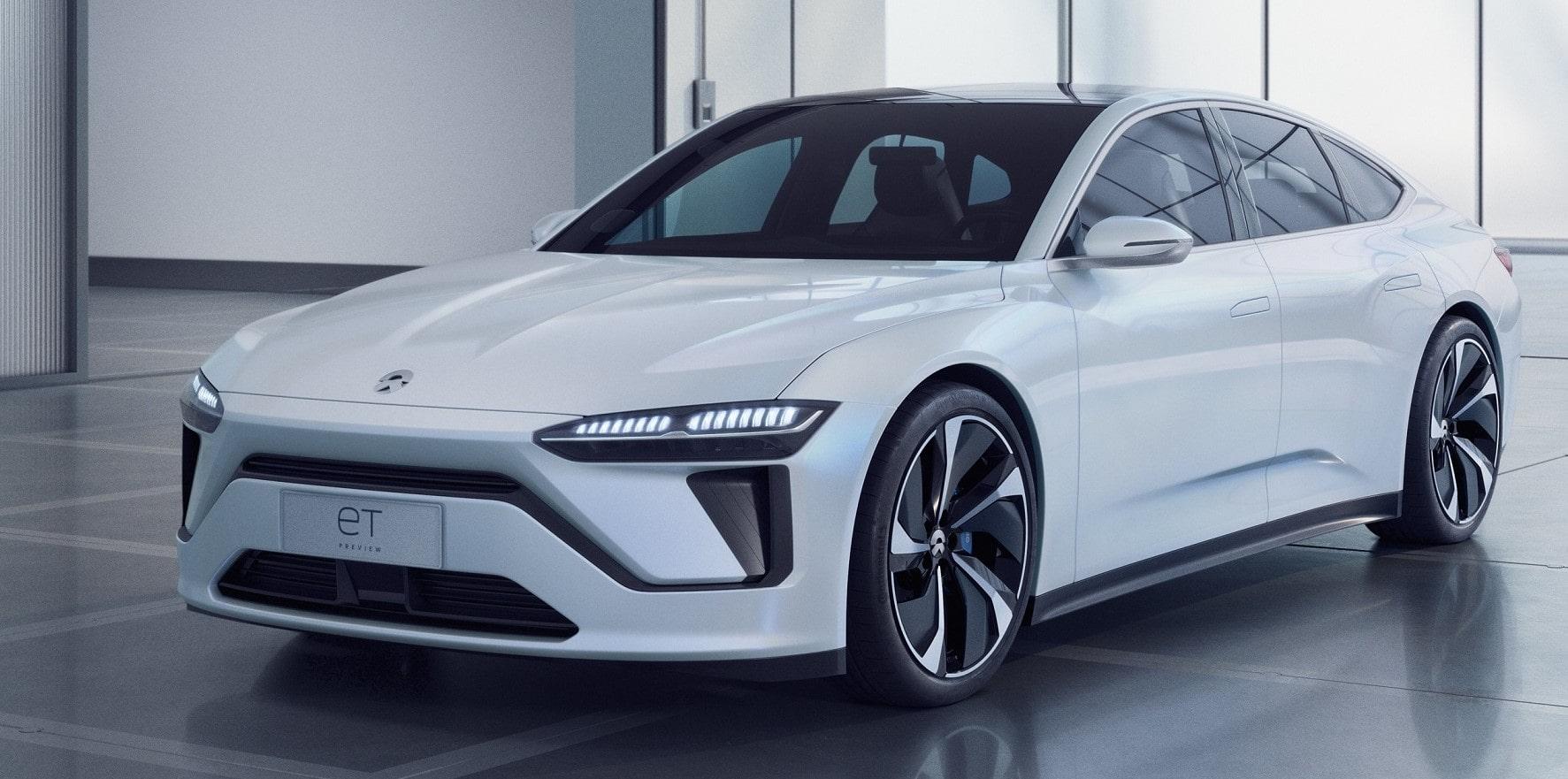 Причины выбрать электромобиль из Китая