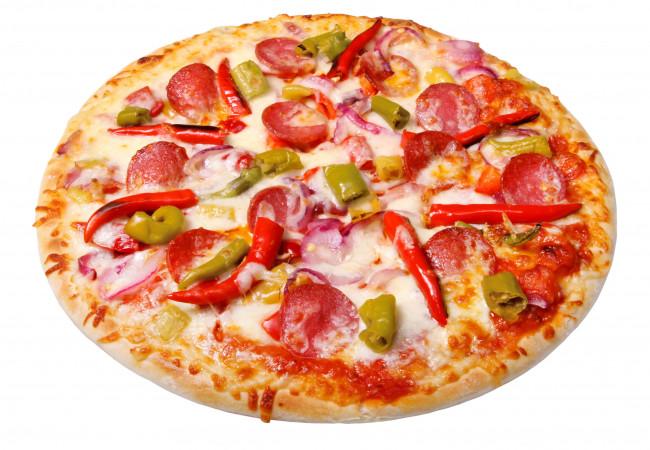 Курьерская доставка пиццы в Днепре