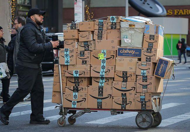Доставка товаров из США и eBay в Украину с экономией до -70%