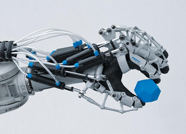 Роботизированная перчатка ExoHand